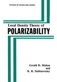 Local Density Theory of Polarizability