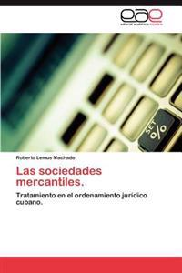 Las Sociedades Mercantiles.