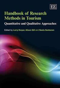 Handbook of Research Methods in Tourism