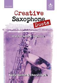 Creative Saxophone Duets + CD