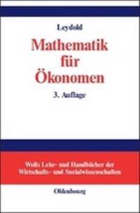 Mathematik F�r �konomen