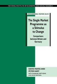 The Single Market Programme As Stimulus to Change