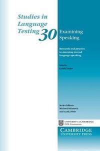 Examining Speaking