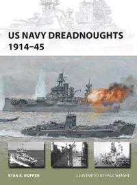 US Navy Dreadnoughts, 1914-45