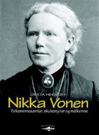Nikka Vonen - Greta Hekneby pdf epub