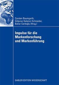 Impulse Fur Die Markenfurschung Und Markenfuhrung