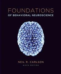 Foundations of Behavioral Neuroscience Plus New Mylab Psychology with Etext -- Access Card Package