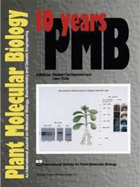 10 Years Plant Molecular Biology