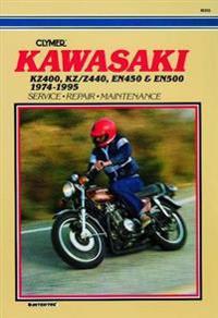 Kawasaki Kz400, Kz/Z440, En450 & En500, 1974-1995