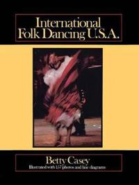 International Folk Dancing, USA