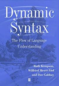 Dynamic Syntax