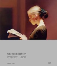 Gerhard Richter: Catalogue Raisonné, Volume 4: Nos. 652-1-805-6, 1988-1994