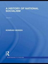 A History of National Socialism