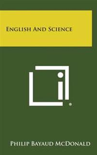 English and Science