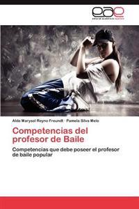 Competencias del Profesor de Baile