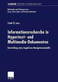 Informationsrecherche in Hypertext- Und Multimedia-dokumenten