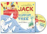 Jack and the Flumflum Tree Book and CD Pack