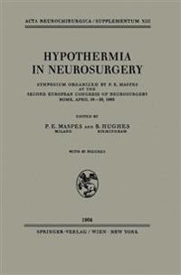 Hypothermia in Neurosurgery