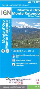 Monte d'Oro / Monte Rotondo / Parc Naturel Regional de Corse