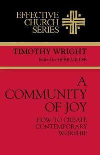A Community of Joy
