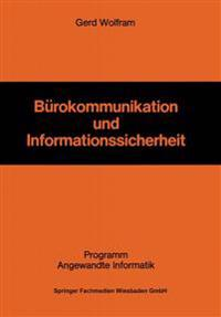 Bürokommunikation Und Informationssicherheit