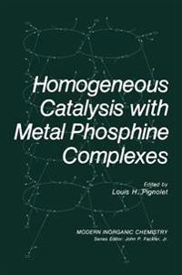 Homogeneous Catalysis With Metal Phosphine Complexes