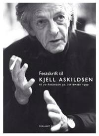 Festskrift til Kjell Askildsen