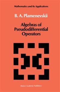 Algebra of Pseudodifferential Operators