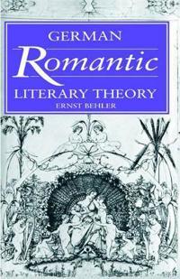 German Romantic Literary Theory