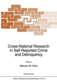 Cross-National Research in Self-Reported Crime and Delinquency