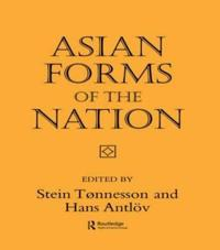 Asian Forms of the Nation