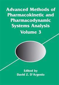 Advanced Methods of Pharmacokinetic and Pharmacodynamic Systems Analysis