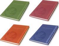 Klum Collection Anteckningsbok, 4-pack