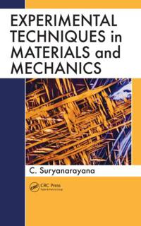 Experimental Techniques in Materials and Mechanics