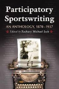 First-person Sportswriting