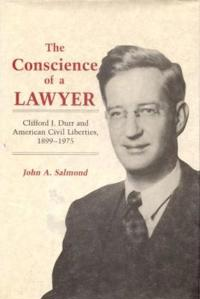 The Conscience of a Lawyer