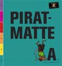Piratmatte A