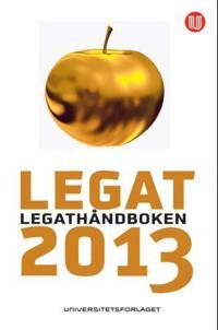 Legathåndboken 2013