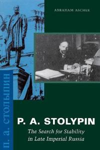 P. A. Stolypin