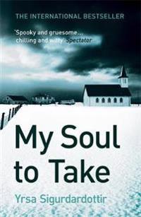 My soul to take - thora gudmundsdottir book 2