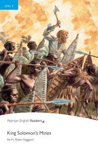 PLPR4:King Solomons Mine Bk/CD Pack