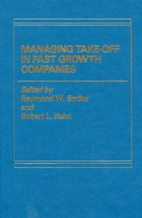 Managing Take-Off in Fast Growth Companies
