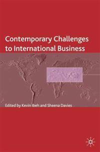 Contemporary Challenges to International Business