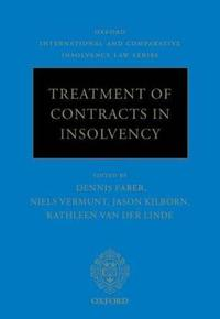 Treatment of Contracts in Insolvency
