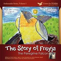 The Story of Freyja: The Peregrine Falcon
