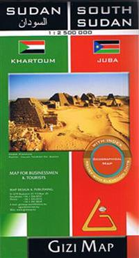 Sudan and South Sudan Geographical