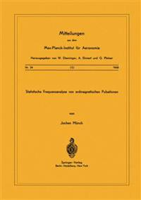 Statistische Frequenzanalyse Von Erdmagnetischen Pulsationen
