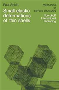Small elastic deformations of thin shells