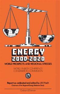 Energy 2000-2020