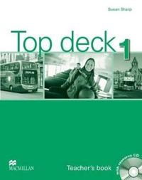 Top Deck Teacher Book and Resource CD Pack Level 1
